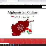 Afghan-Web Chat