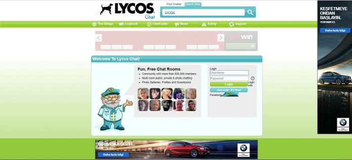Lycos Chat