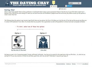 The Dating Chat