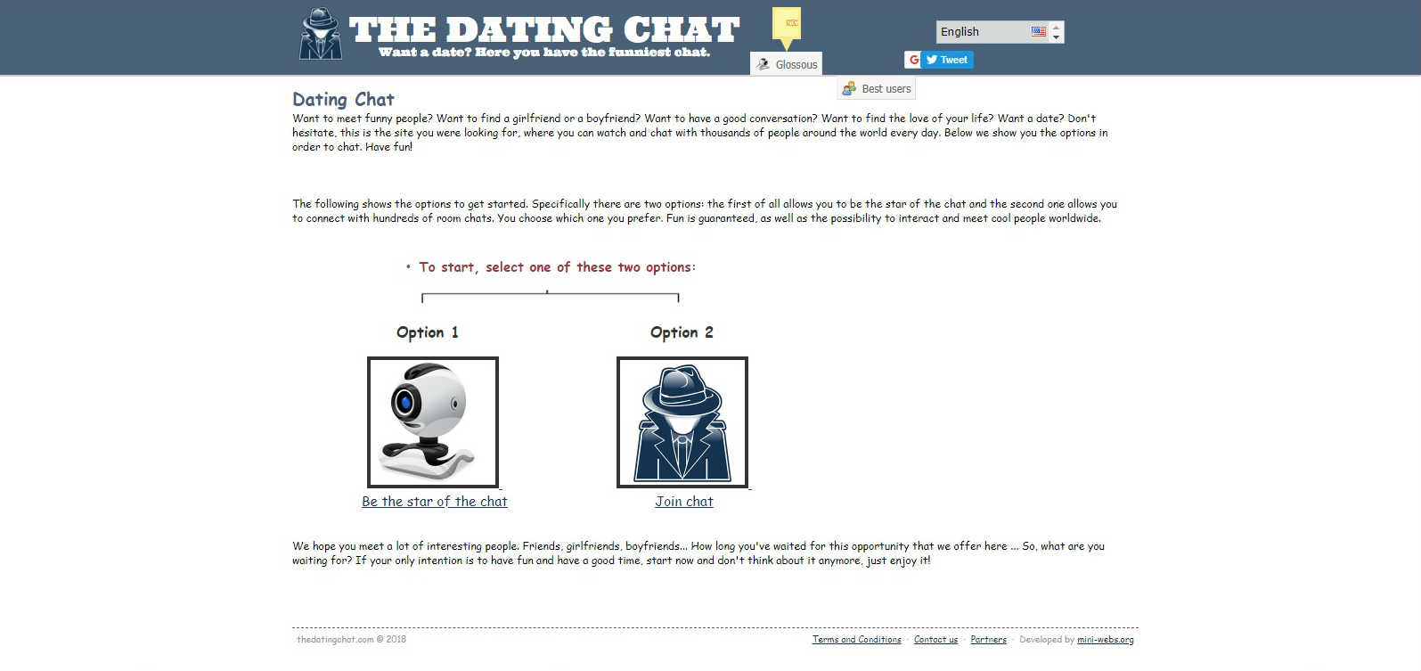 How to chat with people on dating sites